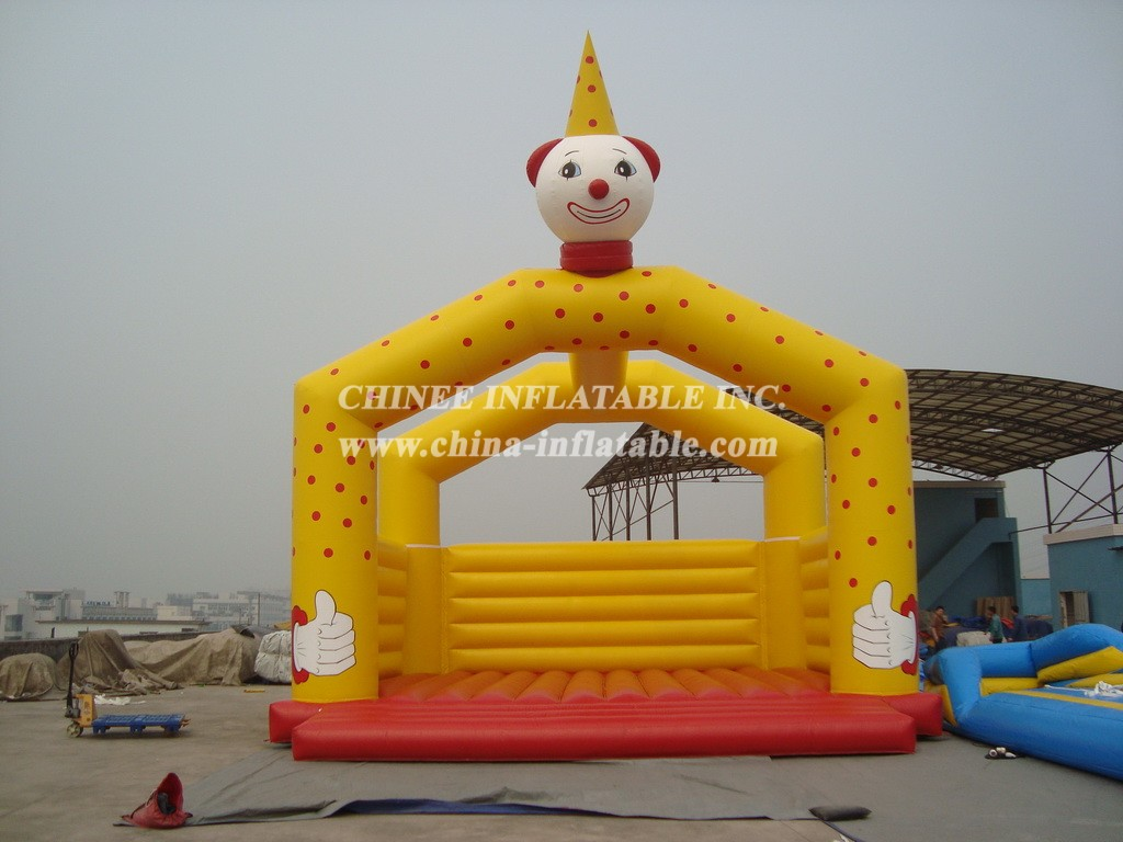 T2-1118 Inflatable Bouncer