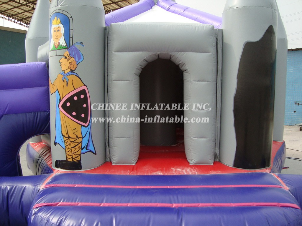 T2-1938  Inflatable Bouncers