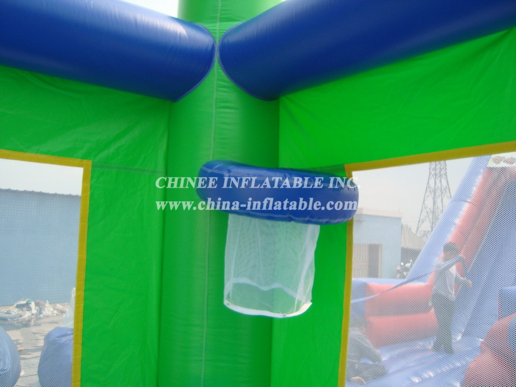 T2-875 inflatable bouncer