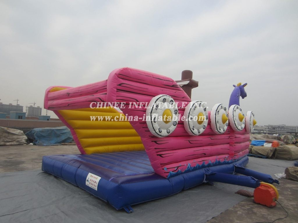 T2-143 Inflatable Bouncers