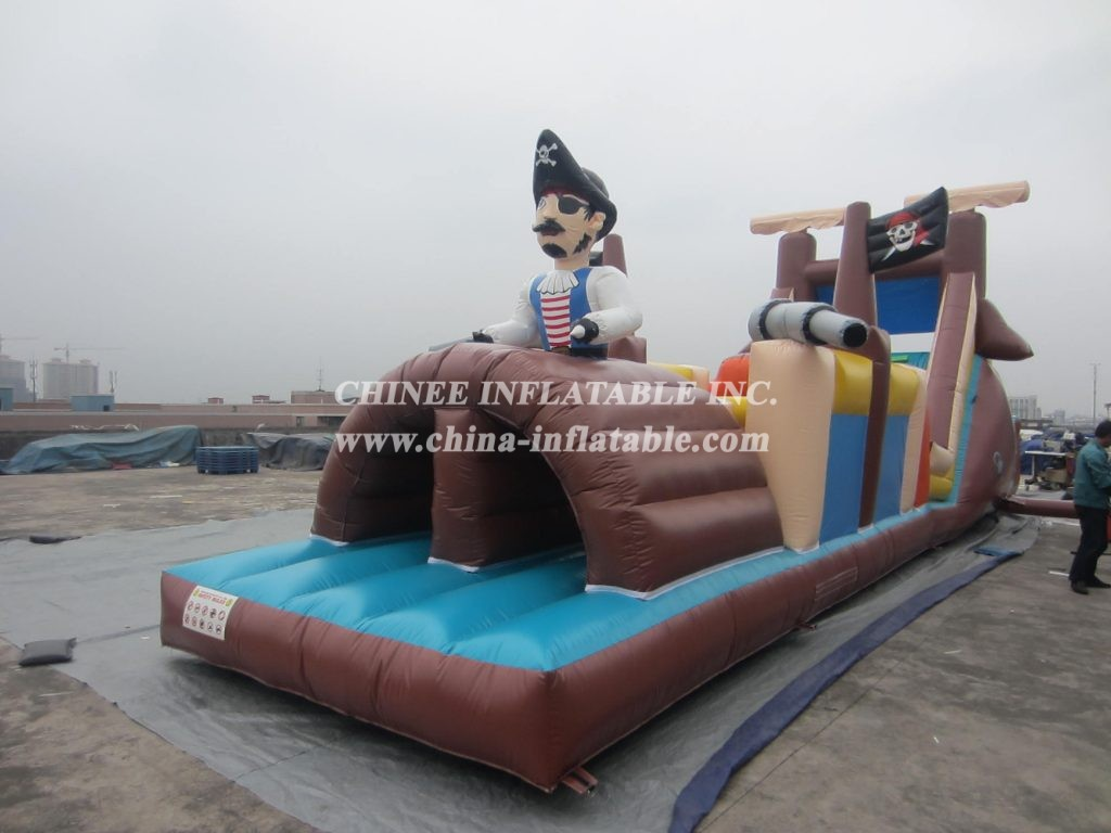 T7-249 Inflatable Obstacles Courses