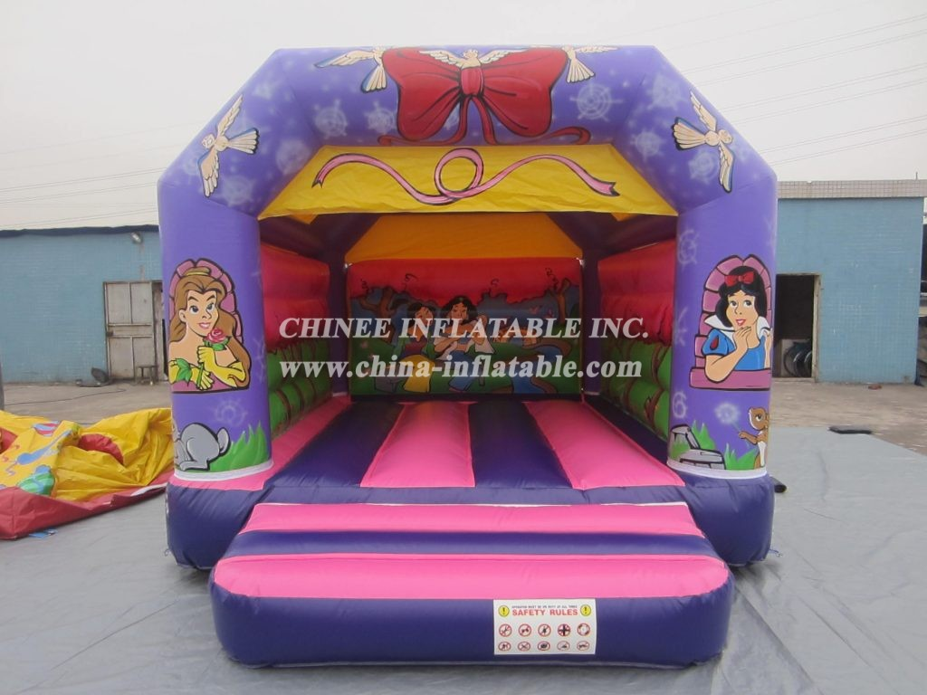 T2-1584 Inflatable Bouncers