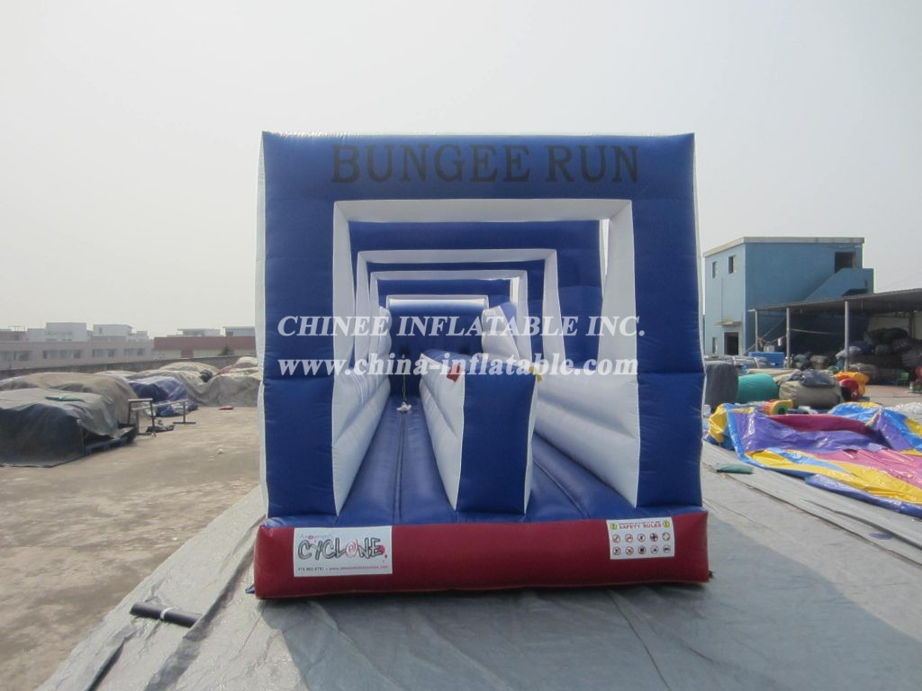 T7-159 inflatable obstacle