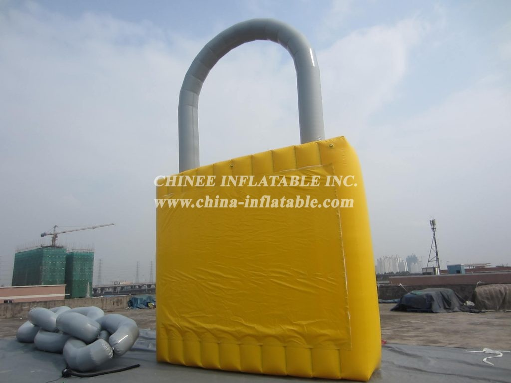 S4-296    Advertising Inflatable