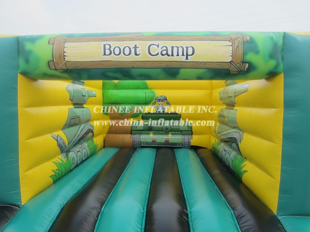 T2-3188 Inflatable Bouncers