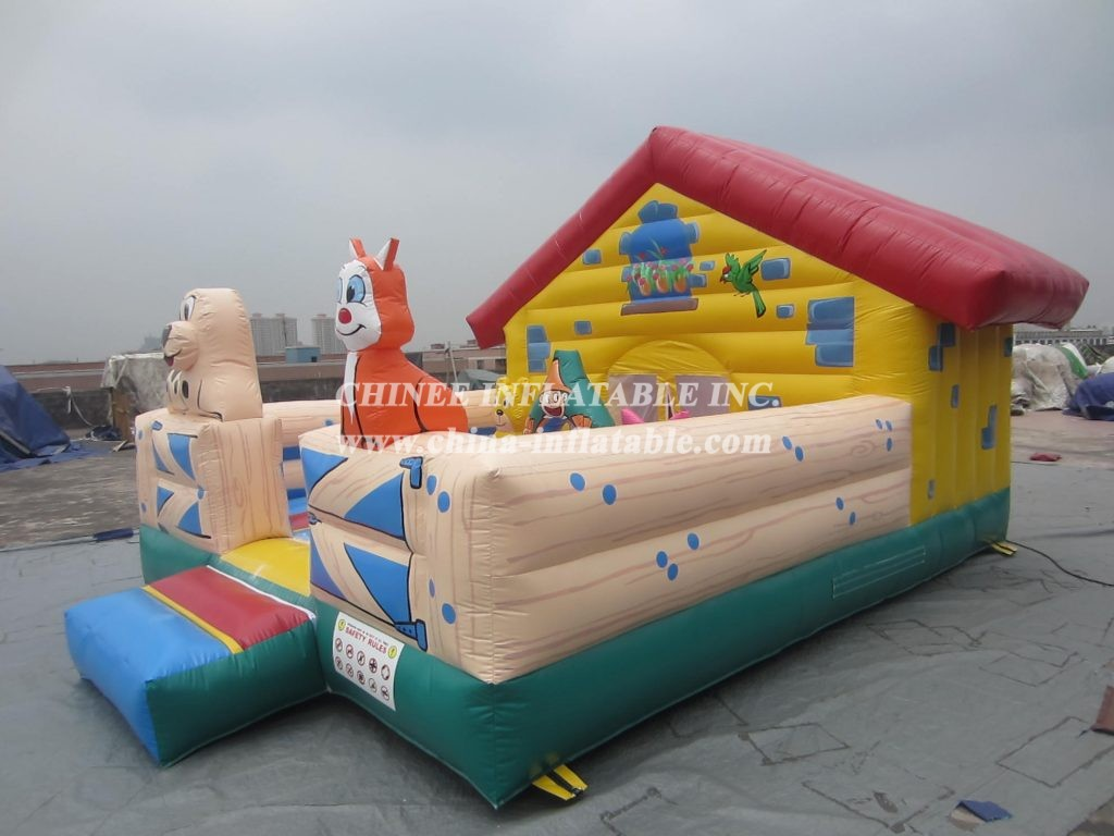 T2-3151 Inflatable bouncers
