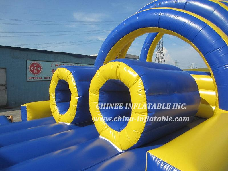 T7-112 inflatable obstacle