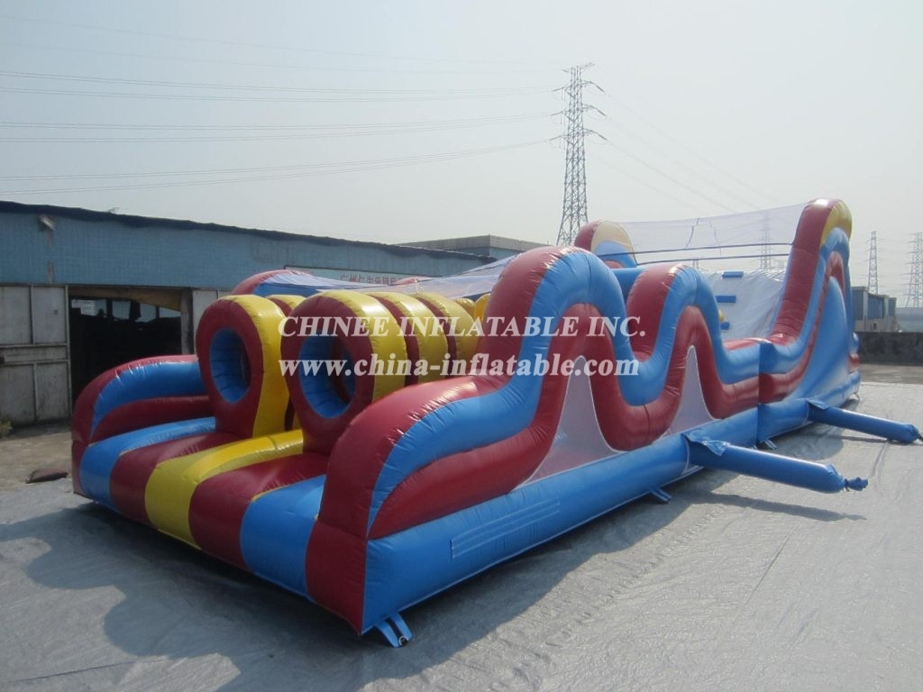 T7-234 Inflatable Obstacles Courses