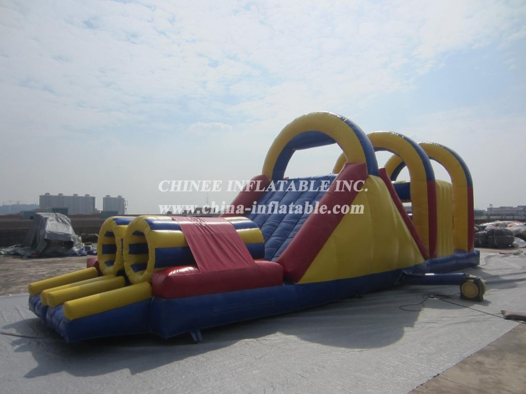 T7-292 Inflatable Obstacles Courses