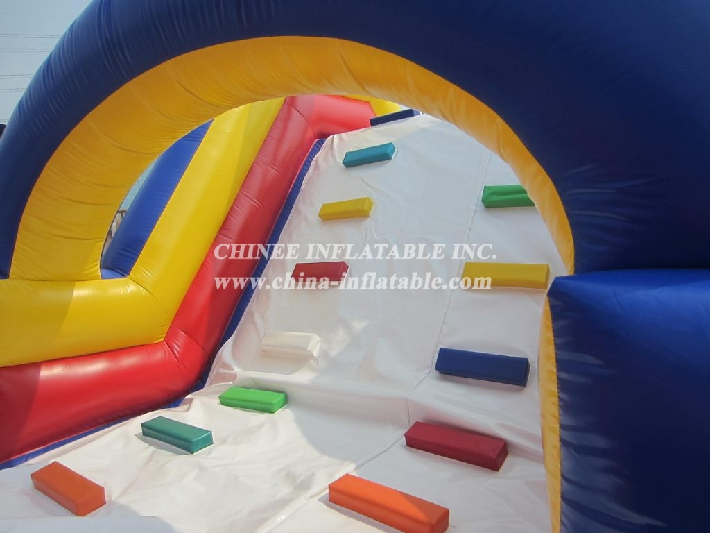 T7-261 Inflatable Obstacles Courses
