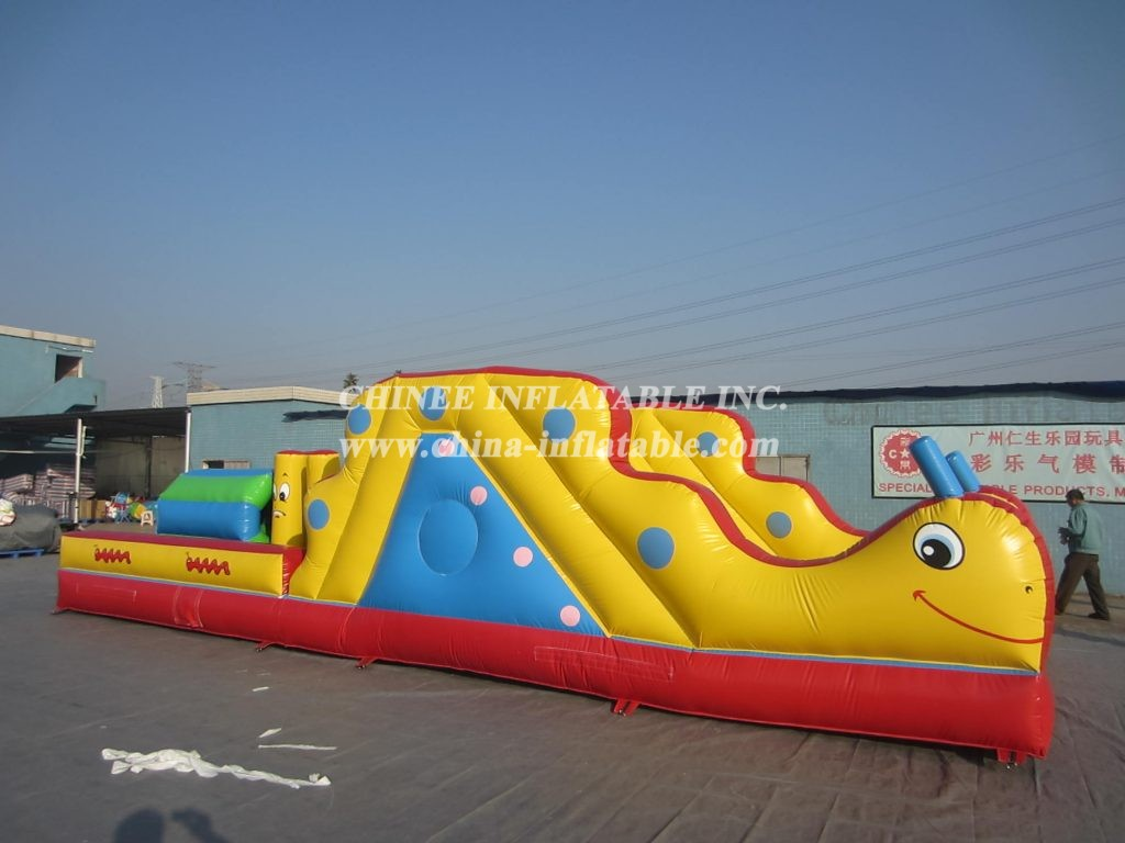 T7-104 Inflatable Obstacles Courses