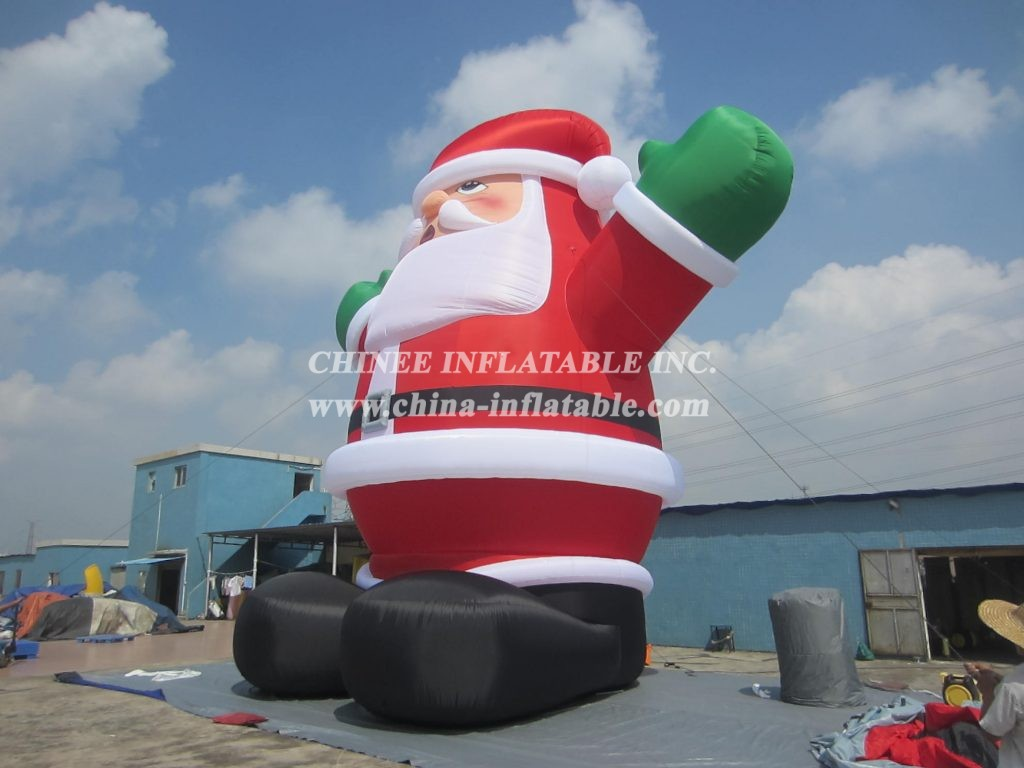 C2-9 Christmas Inflatables