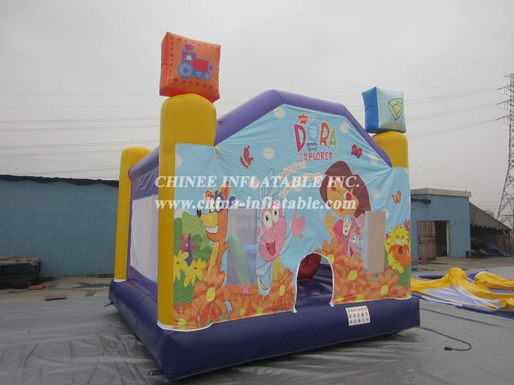 T2-3011 Inflatable Bouncers