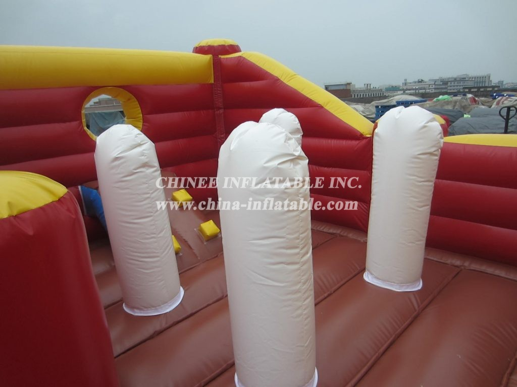 T2-2892 Inflatable Bouncer