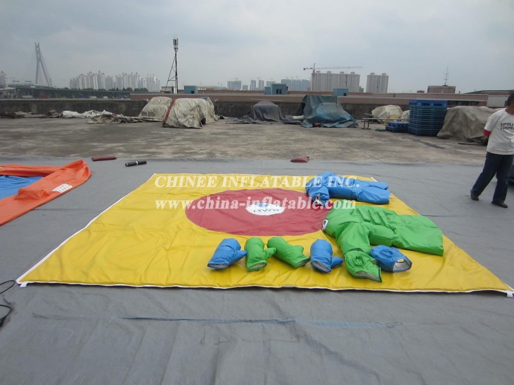 T11-836 Inflatable Sports