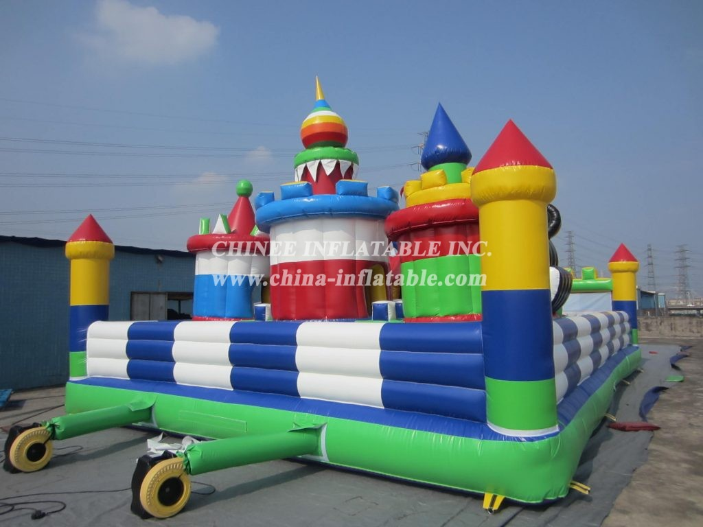 T6-412 giant inflatable