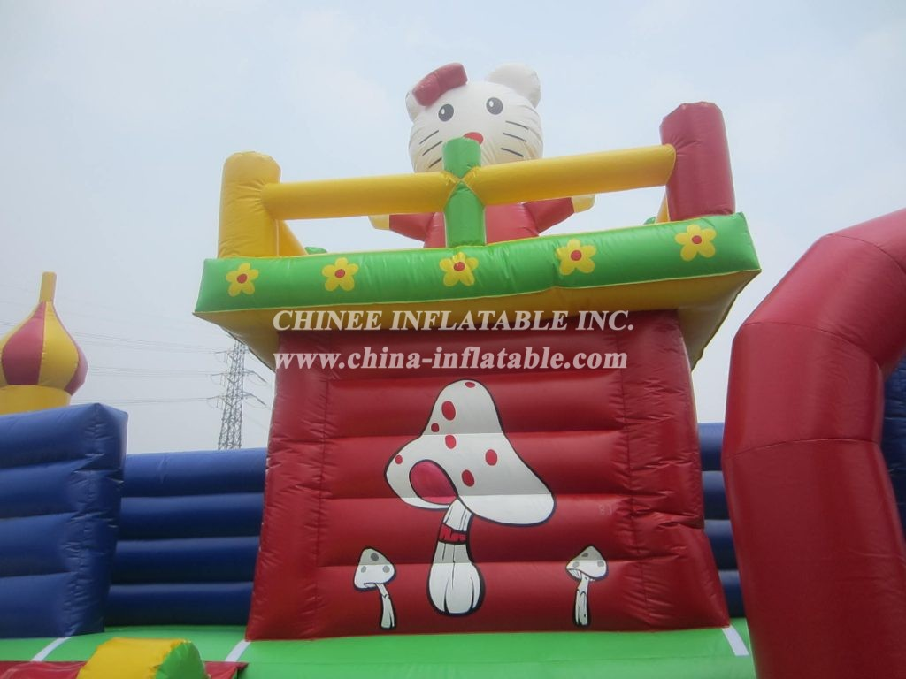 T6-392 giant inflatable