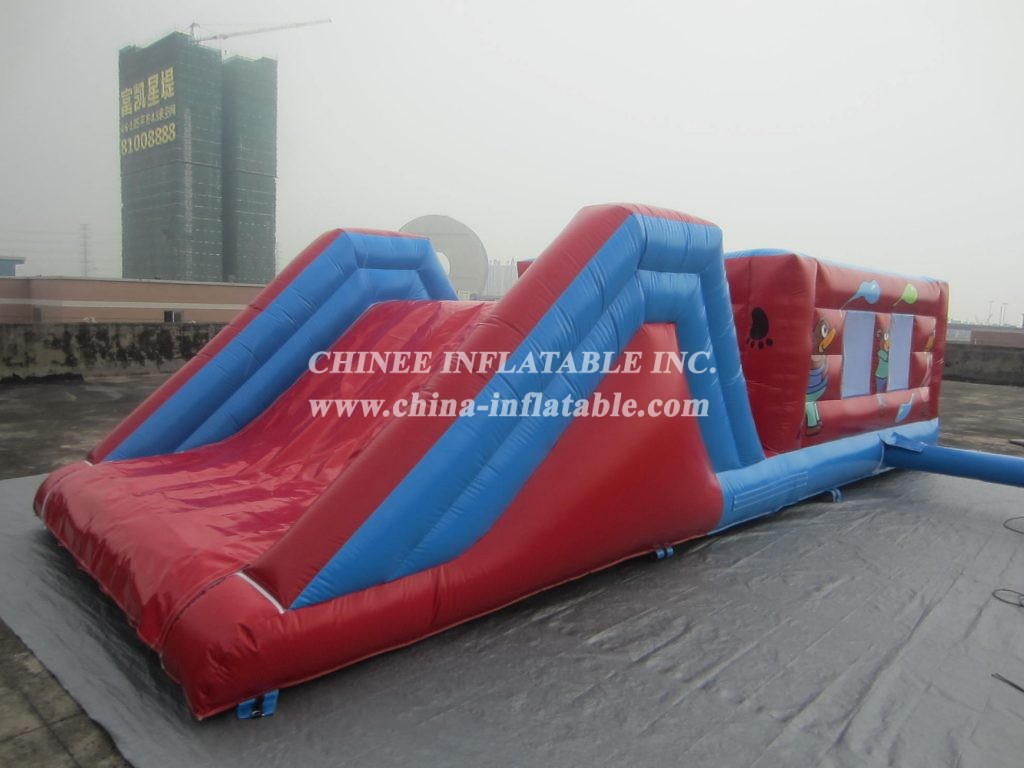 T7-360 Inflatable Obstacles Courses