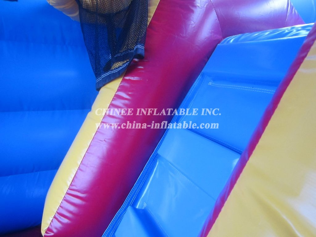 T2-3107 Inflatable Bouncers