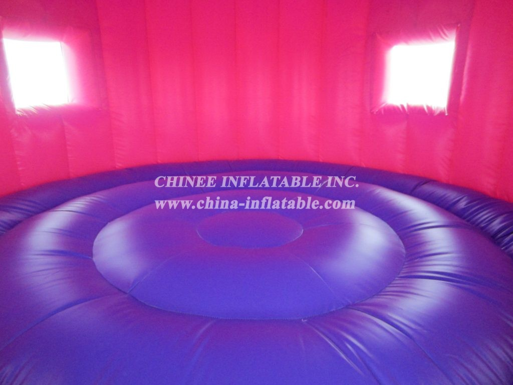 T1-136 inflatable bouncer