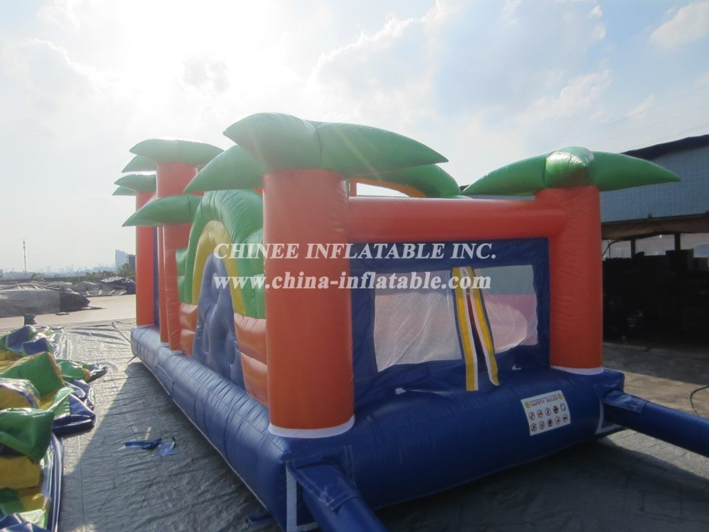 T7-207 Inflatable Obstacles Courses