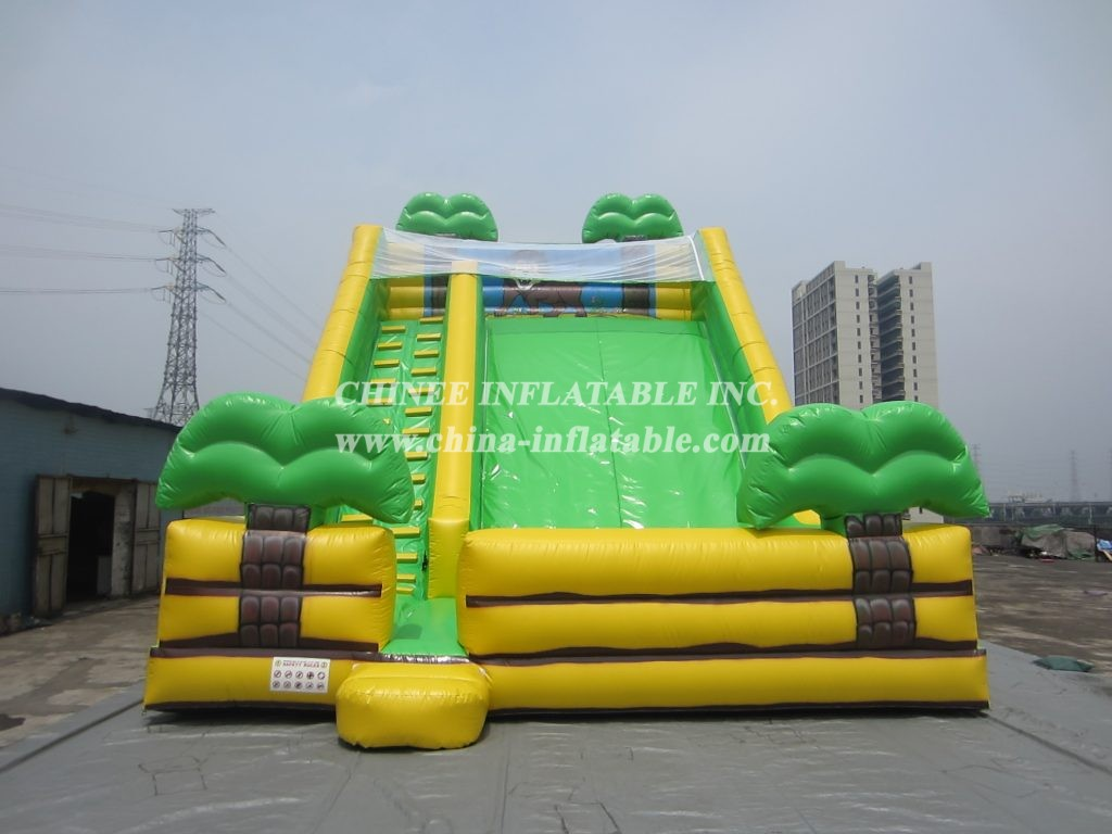 T8-637 Inflatable Slide
