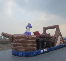 T7-286 Inflatable Obstacles Courses