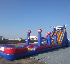 T8-1438 Inflatable Slides