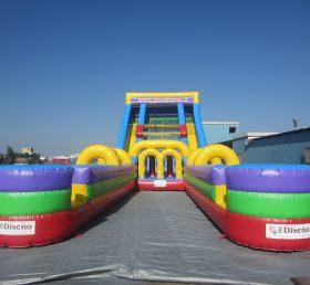 T8-1433 Inflatable Slides