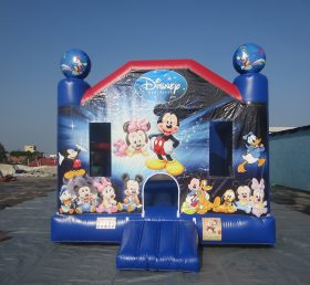 T2-3091 Inflatable Bouncers