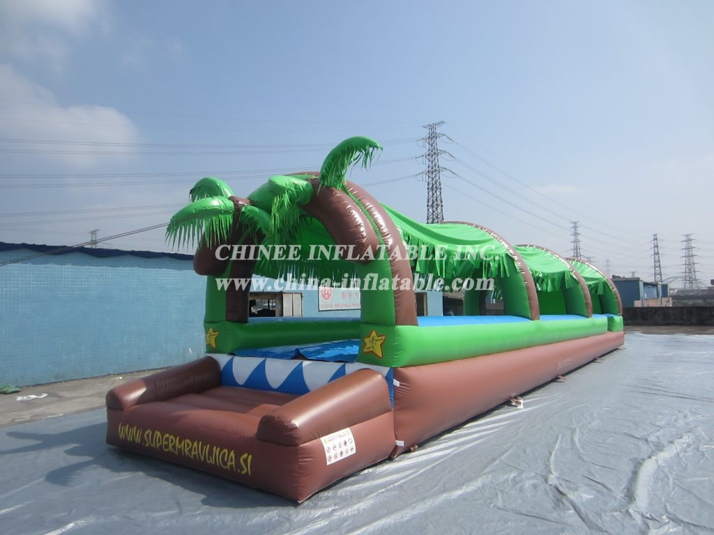 T10-104 Inflatable Water Slides