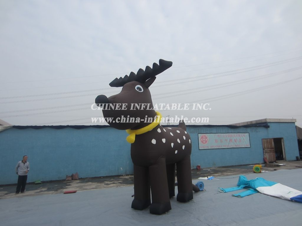 C1-156 Christmas Inflatables
