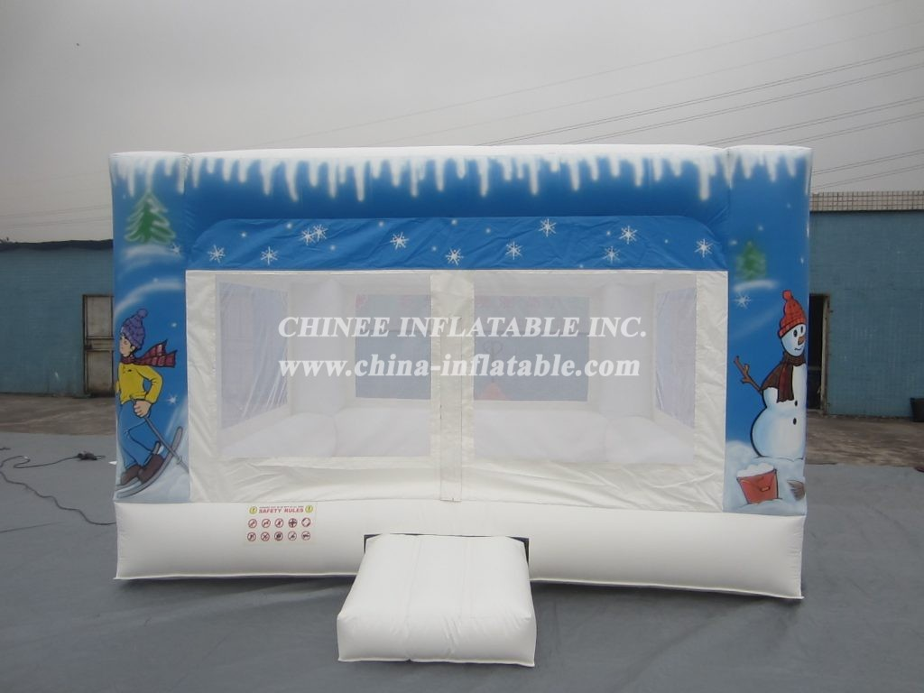 T2-566 Inflatable Bouncers