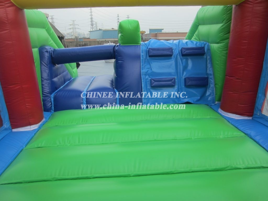 T2-954 inflatable bouncer