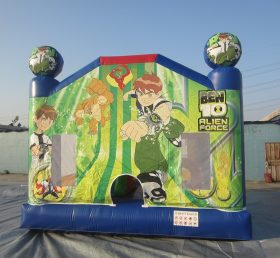 T2-2985 Inflatable Bouncers