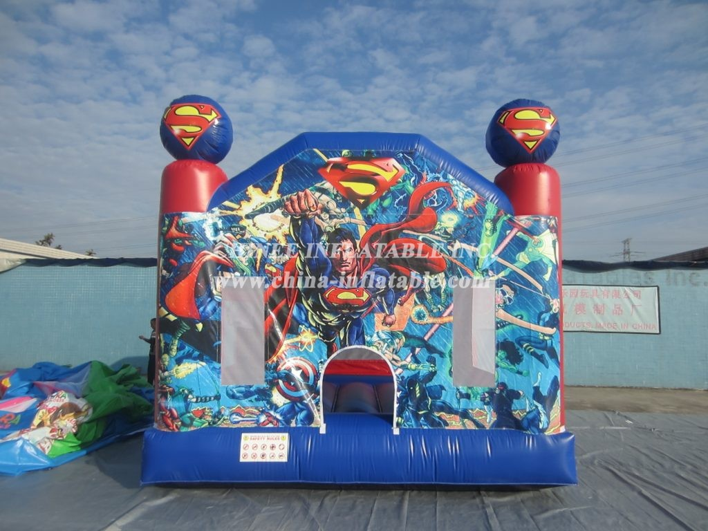 T2-2992 Inflatable Bouncers
