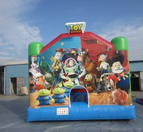 T2-2991 Inflatable Bouncers
