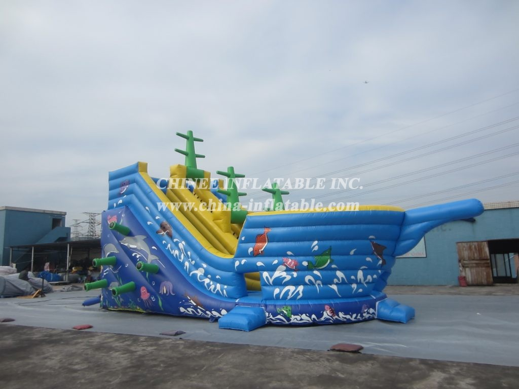 T2-1468 Inflatable Bouncers