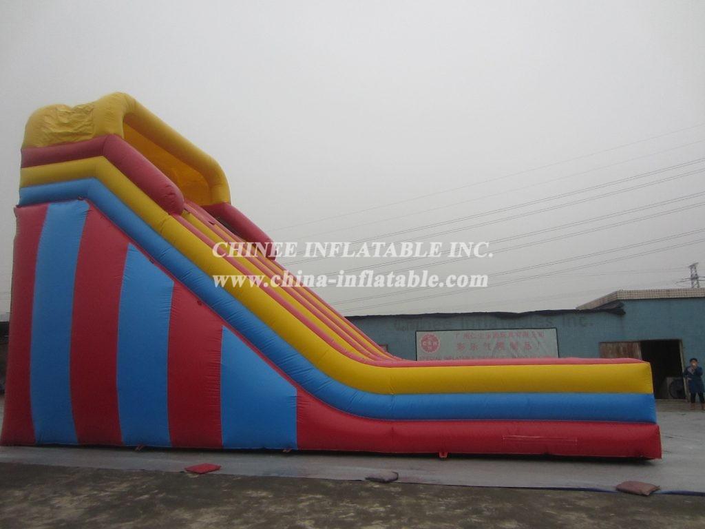 T8-521 Inflatable Slides