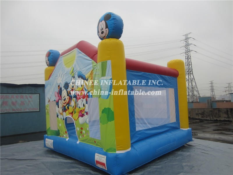 T2-2986 Inflatable Bouncers