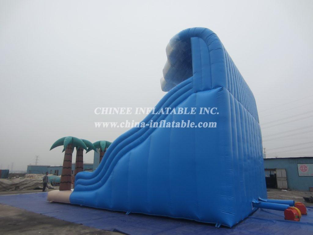 T8-205 Inflatable Slides