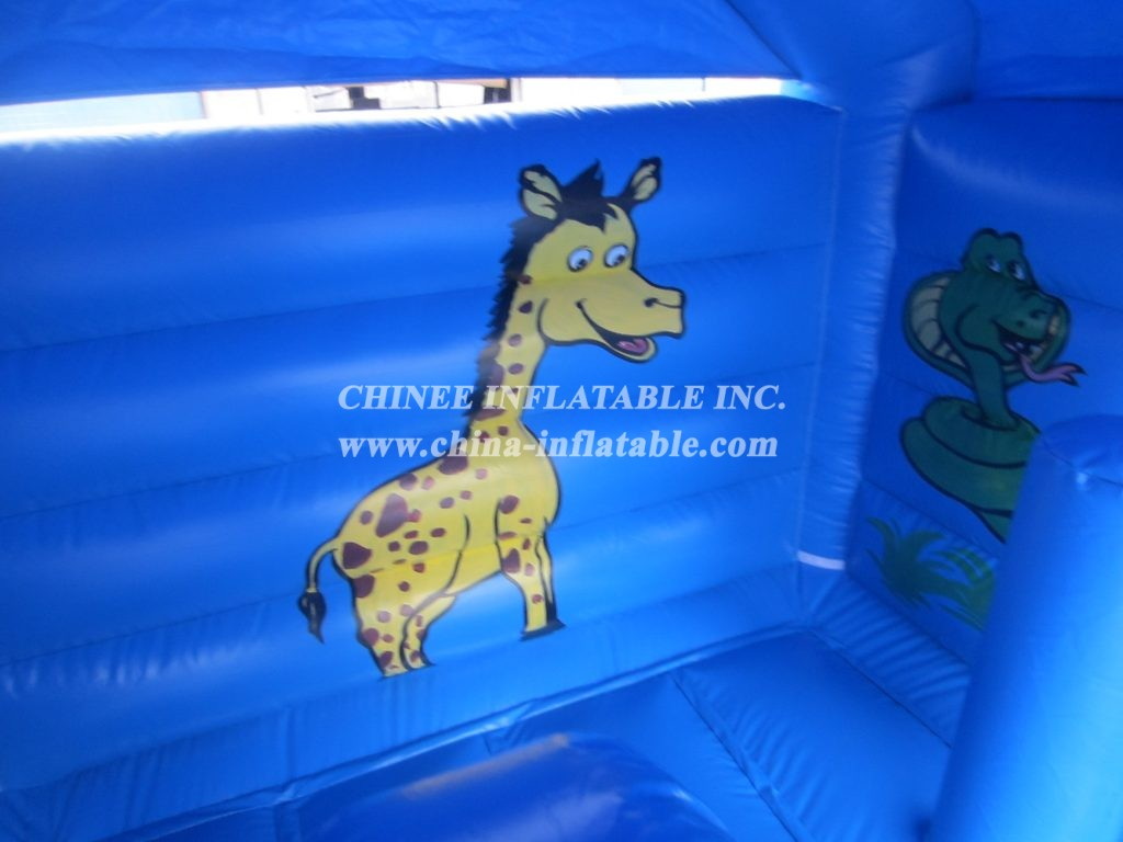 T2-391 inflatable bouncer