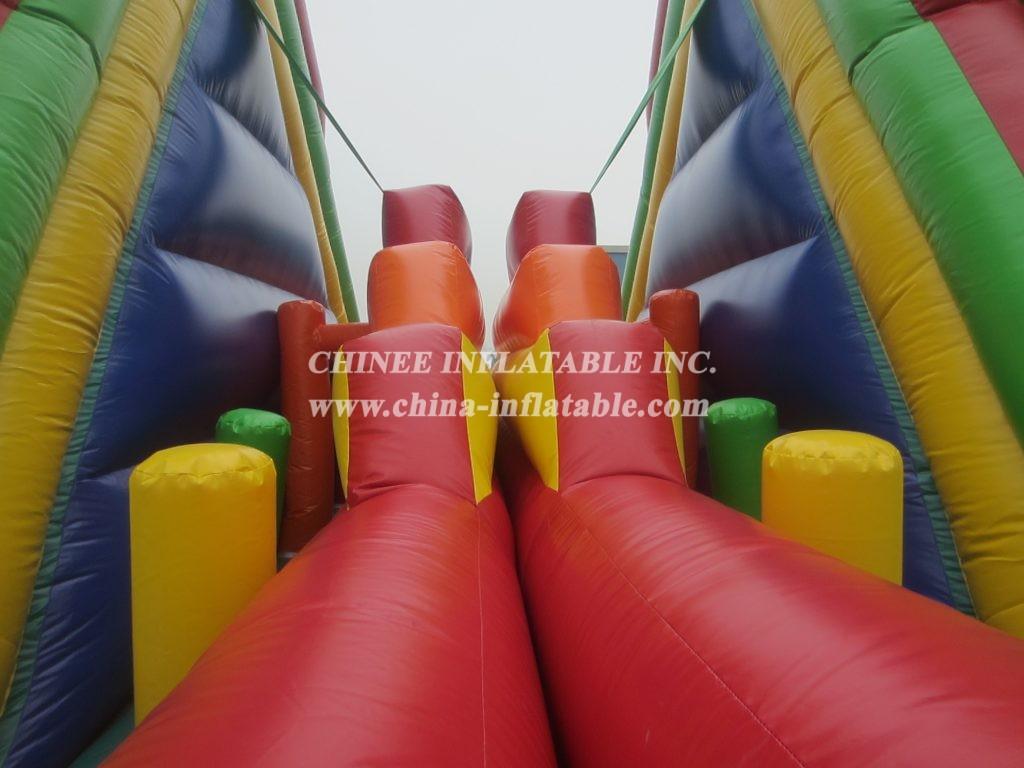 T8-1432 Inflatable Slides