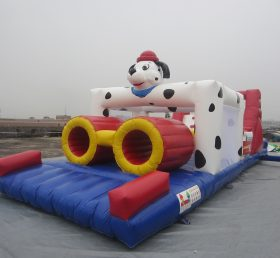 T7-203 Inflatable Obstacles Courses