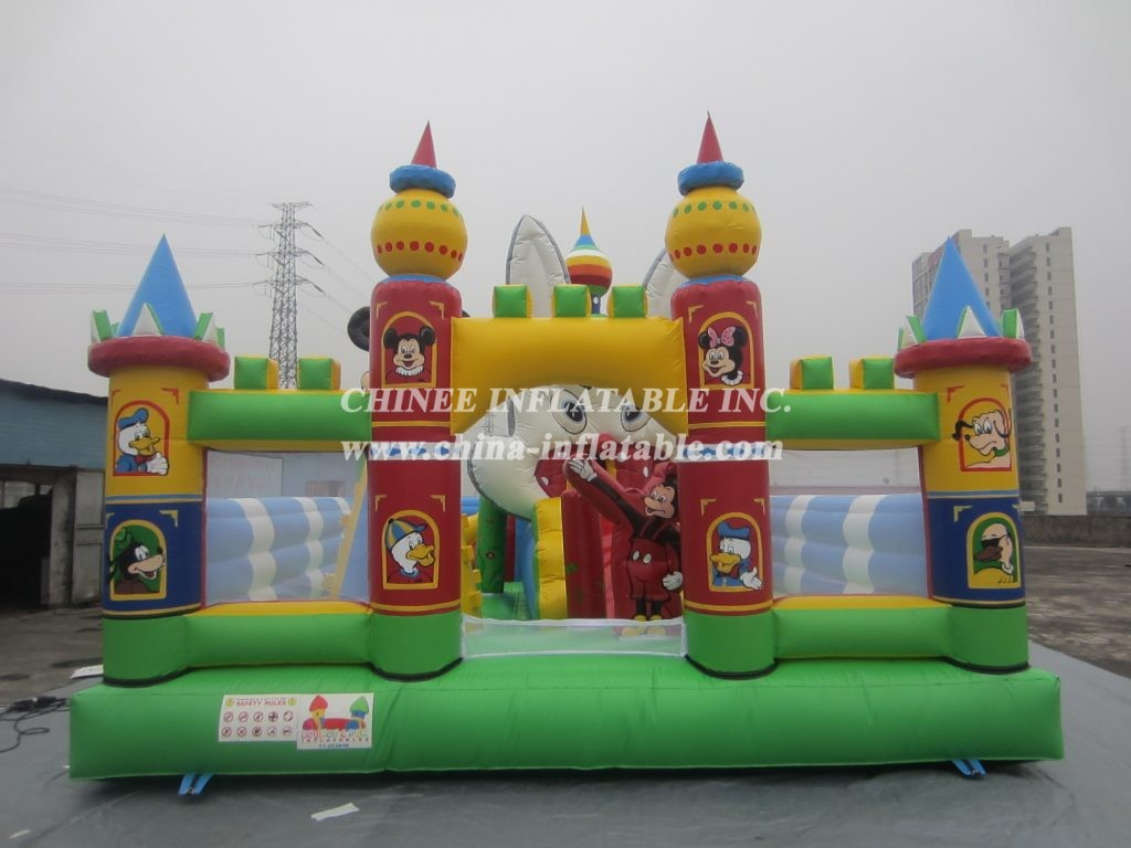 T6-410 giant inflatable