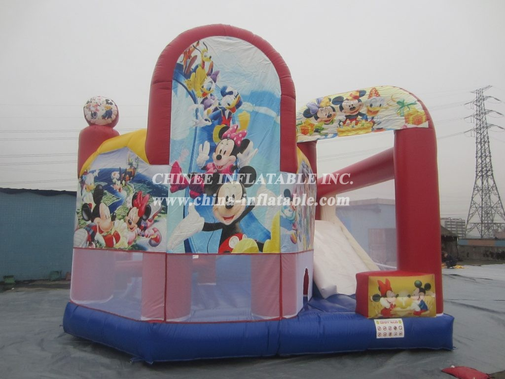 T2-563 Inflatable Jumpers