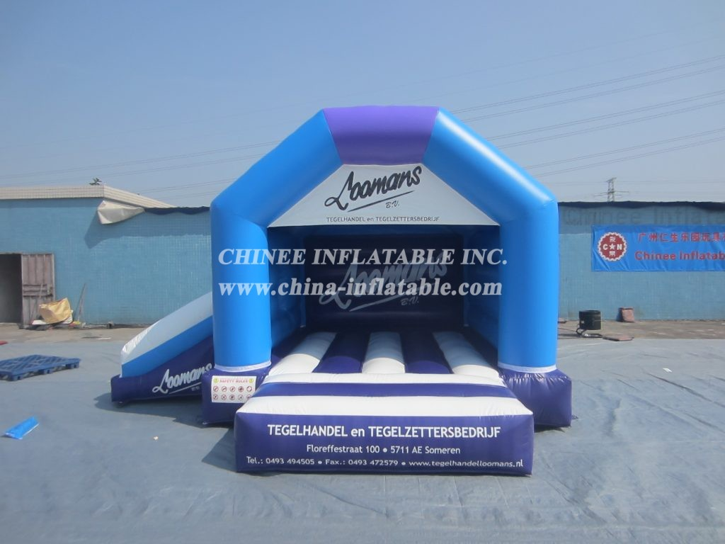 T2-643 Inflatable Bouncers