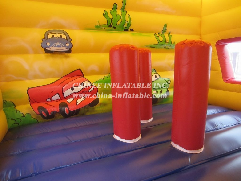 T2-1741 Inflatable Bouncer
