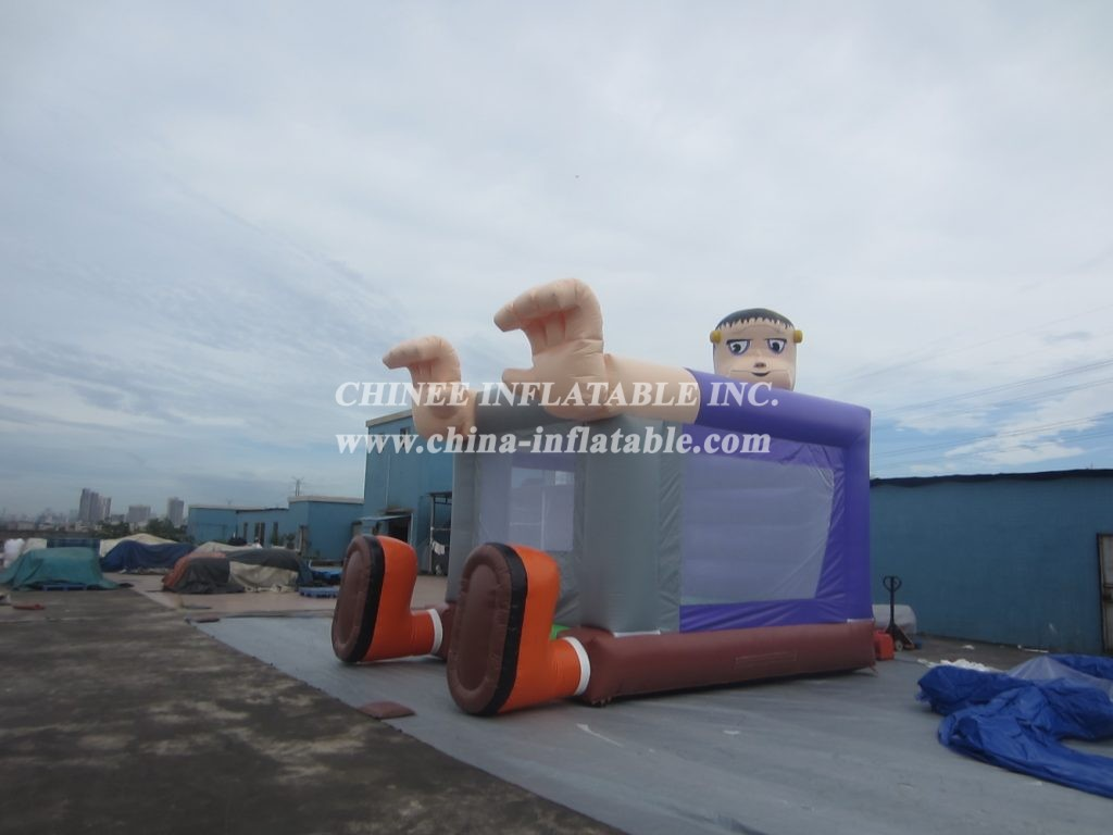 T2-338 inflatable bouncer
