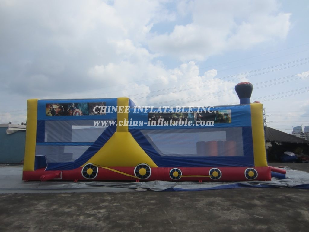 T2-121 Inflatable bouncers